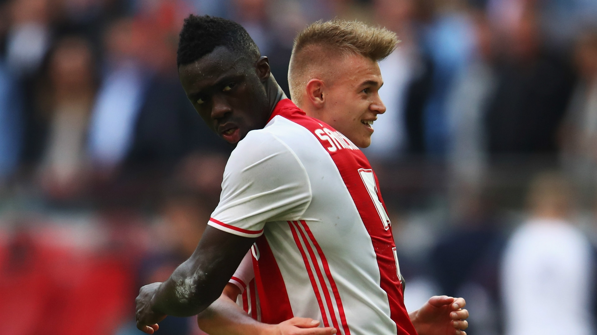 Don't expect defender Davinson Sanchez to go anywhere either. At least not for a price of less than €40million.