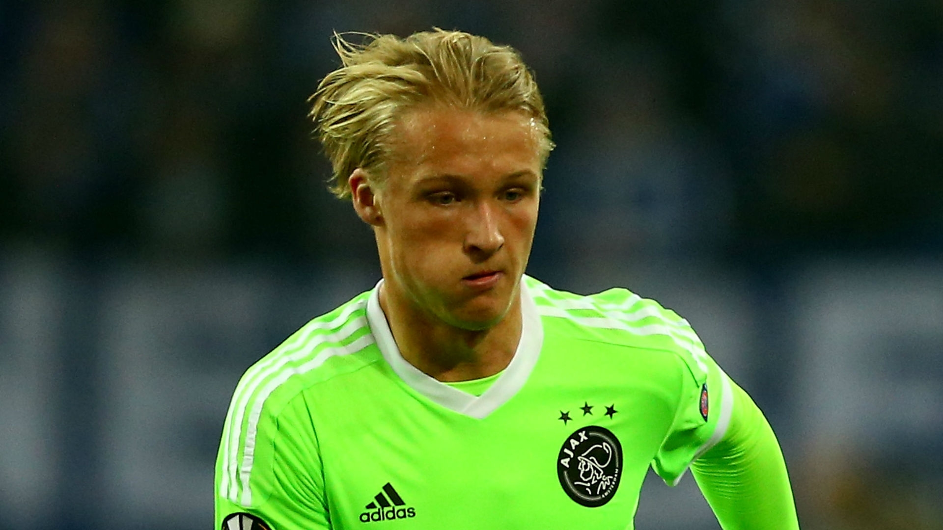 Kasper Dolberg will not be sold at the moment for any price
