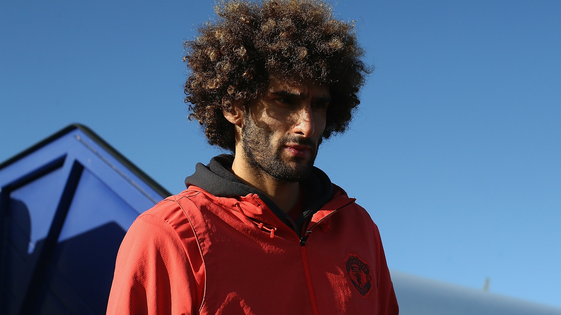 "Despite rumors he may he may be headed towards the Turkey Super Lig, Jose Mourinho says that Marouane Fellaini is ""too important"" to be allowed to leave."