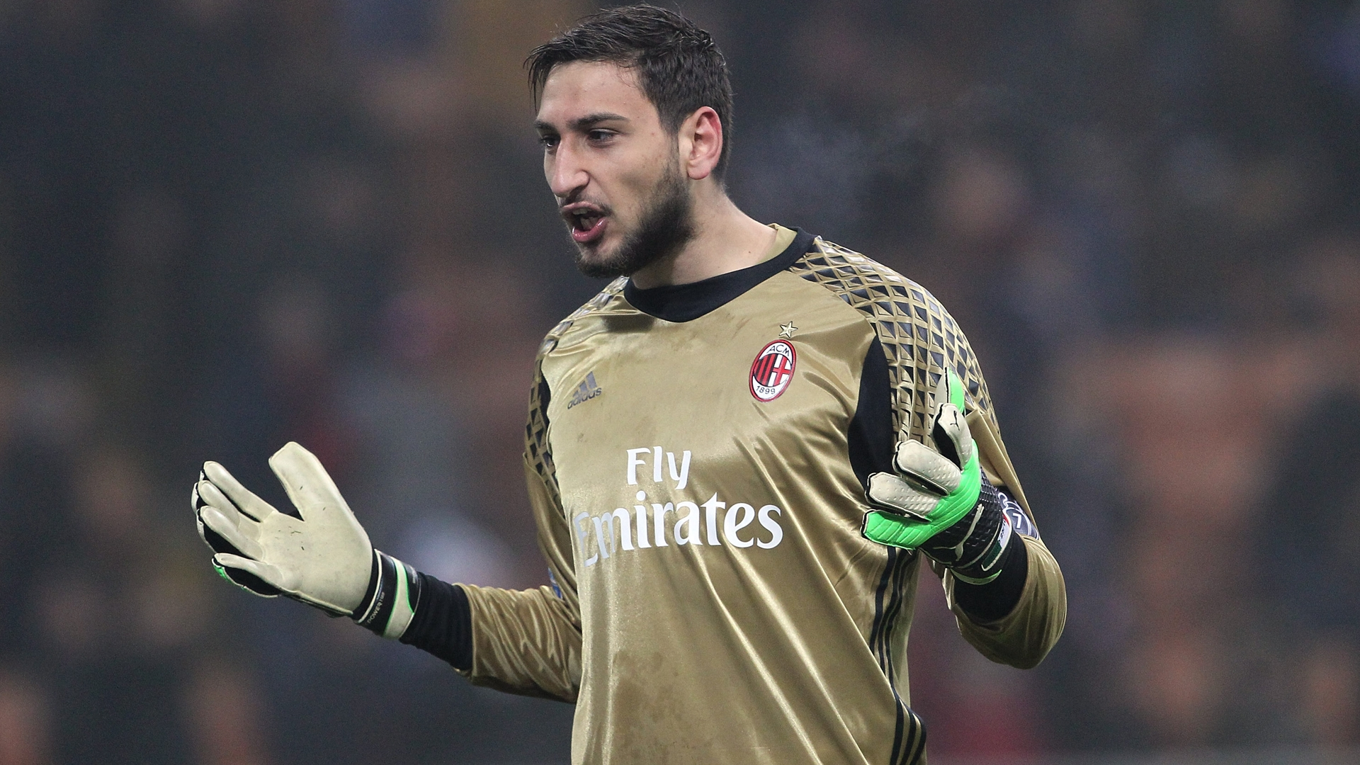 Italy's great hope and Buffon's heir apparent, Gianluigi Donnarumma had initially turned down Milan's contractual offer and many would have predicted a transfer to one of Europe's top clubs was on the cards.