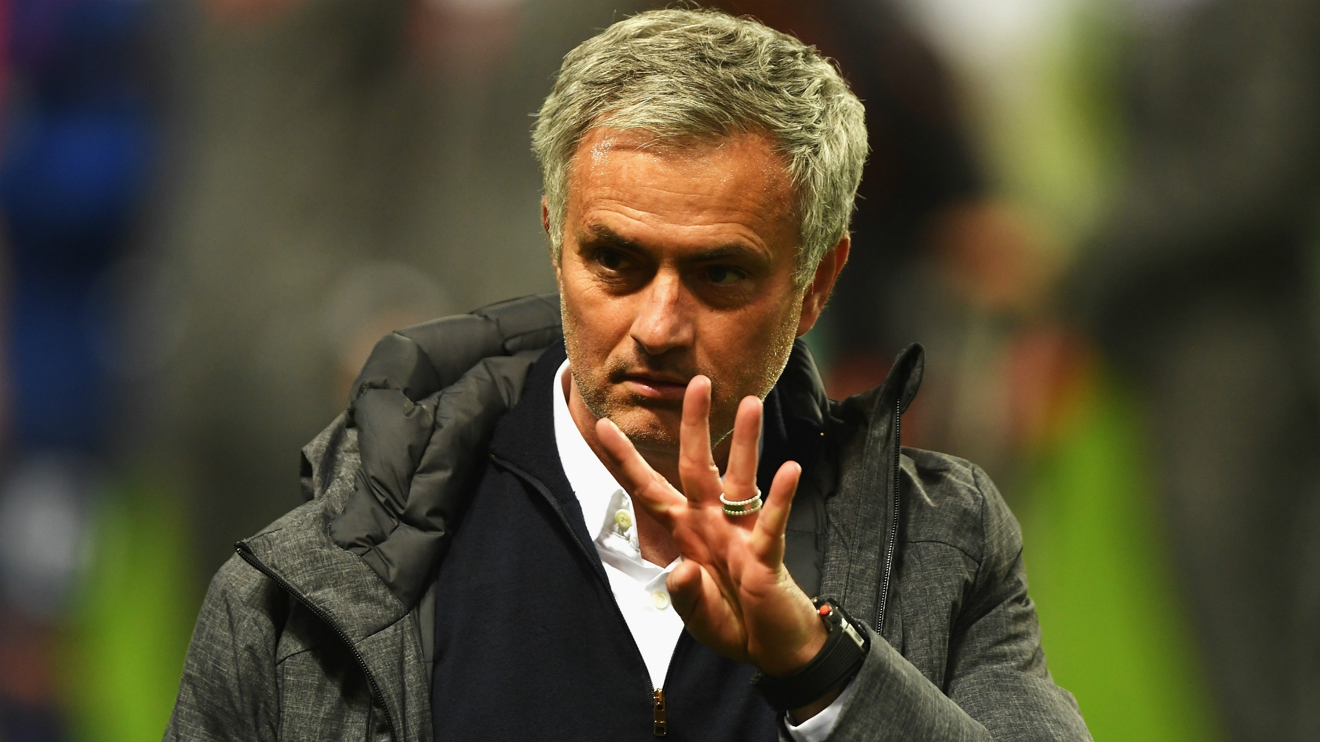 Jose Mourinho says that Manchester United will desperately need reinforcements to their squad if they are to stand a chance of winning the Premier League title.