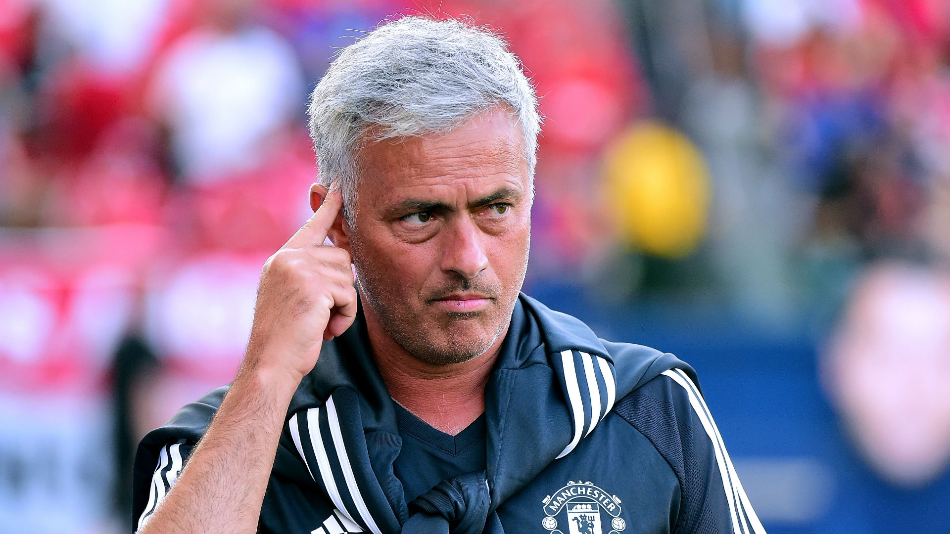 "The International Champions Cup hosted the game between Barcelona and Manchester United. Despite his team's loss, Jose Mourinho labeled the experience as ""very important""."