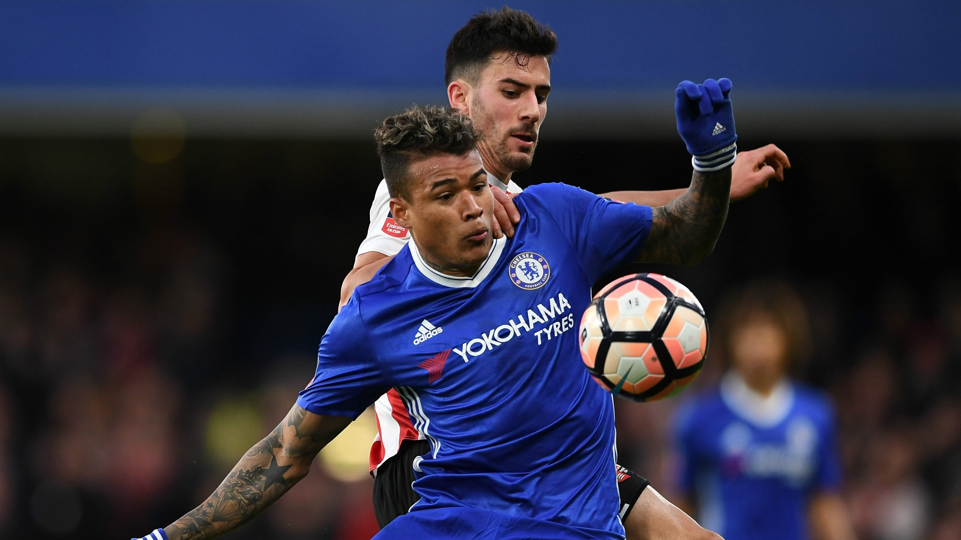 "Chelsea's young, and until now, largely unknown defender Kenedy has been sent back to England following a series of videos deemed ""racist""."