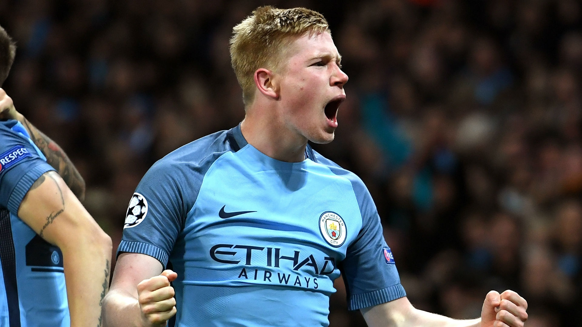 City is among the teams taking part in the International Champions Cup. They've recently managed an impressive 4-1 victory over Real Madrid, but De Bruyne is clear on the fact that the game only serves as a chance to practice for the official fixtures.