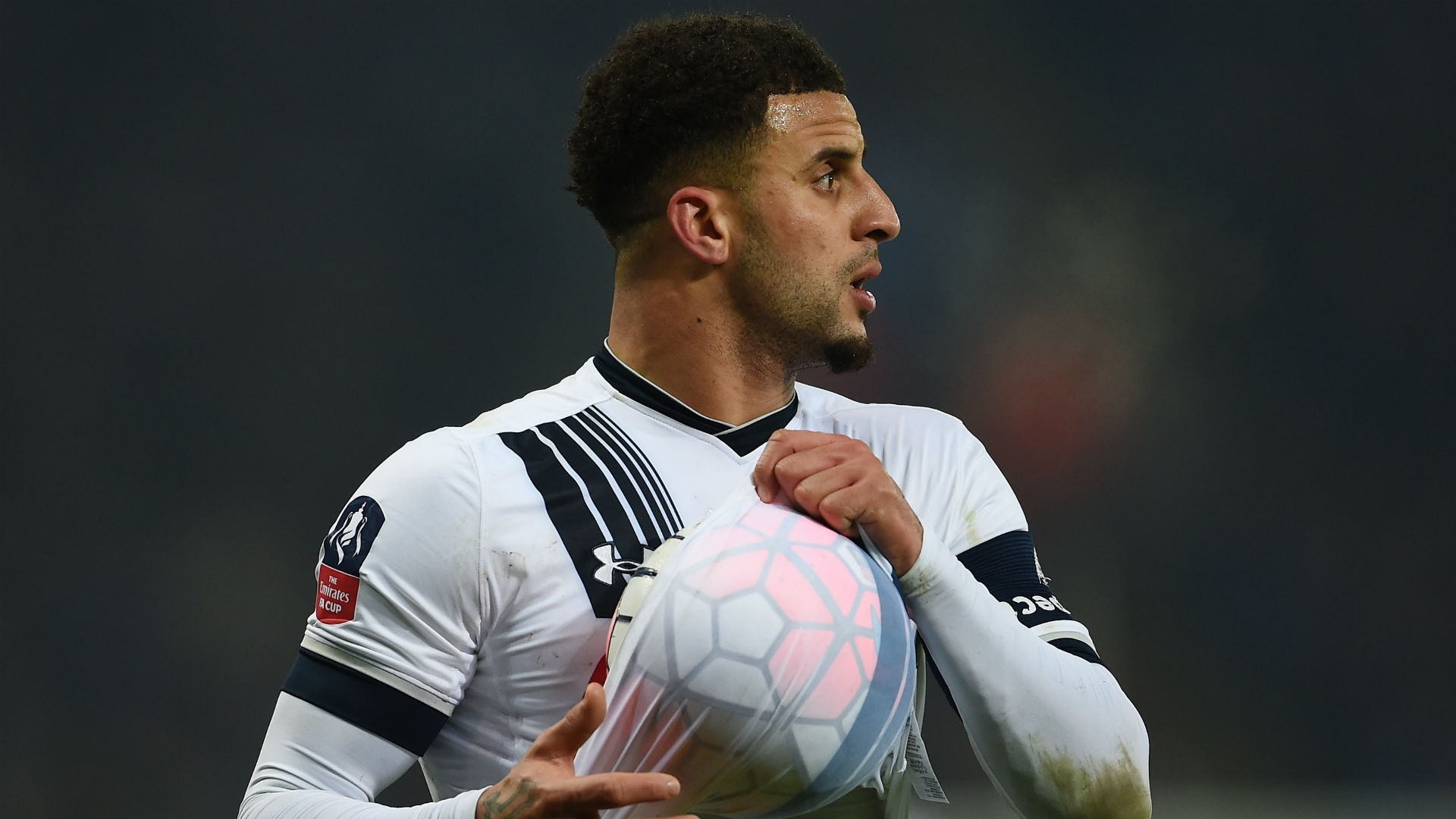 Kyle Walker enjoyed a successful season with Tottenham last year. The team finished second in the Premier League and Walker was among Spurs' and the League's best players.