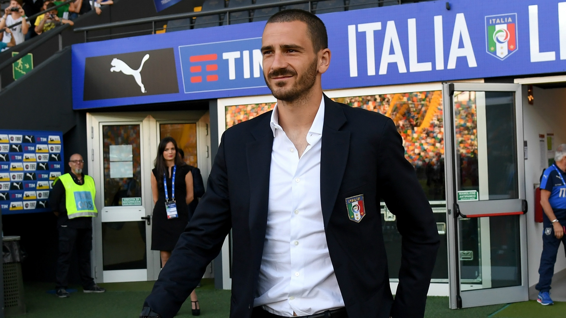 The story that Bonucci, one of Europe's undisputed best defenders, would be leaving Italian champions Juventus to join Milan did not seem to carry very much weight when it initially was starting to be discussed in the media.