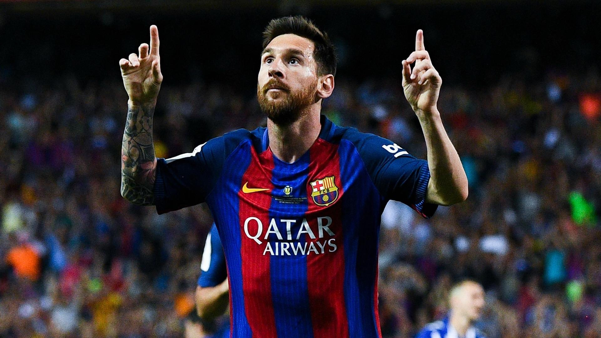 One of the world's top players, Messi never officially expressed any intention of leaving his childhood club of Barcelona.