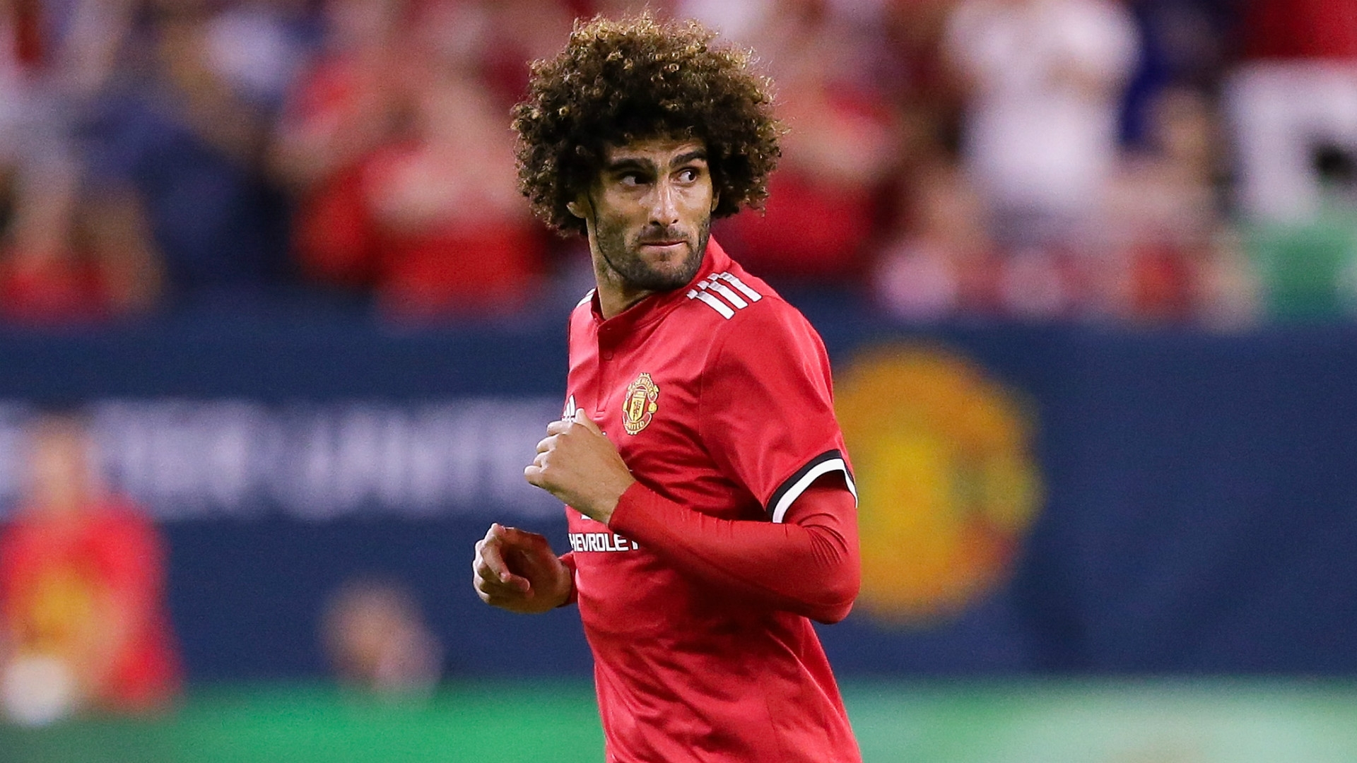 Mourinho's claims seem to be supported by the fact that Fellaini was on the field for Manchester United in the game against Valerenga. Fellaini was part of a three-man midfield alongside veteran Michael Carrick and Paul Pogba.