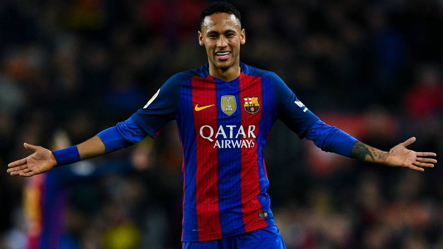 Neymar release