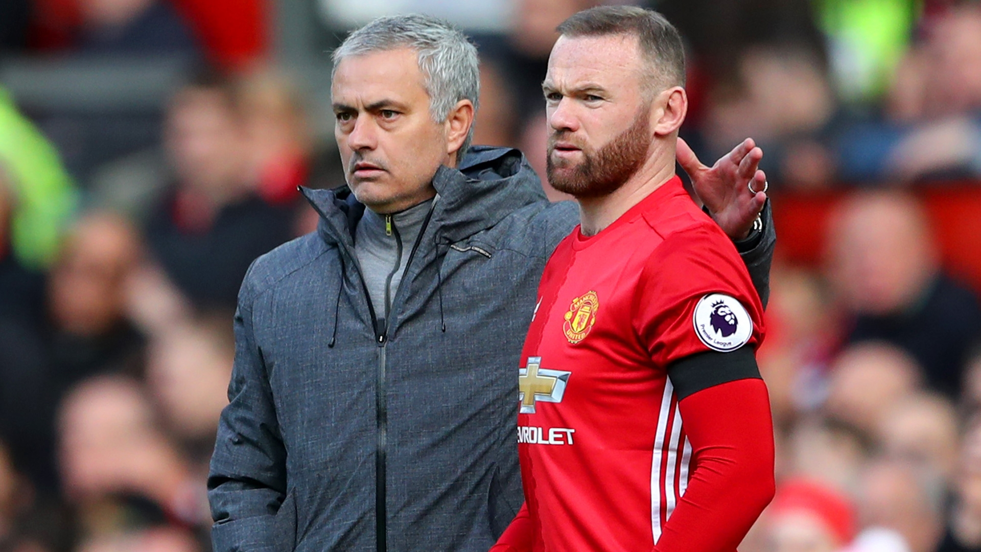 Wayne Rooney hasn't been missing from Man. Utd.'s training sessions for long, but manager Jose Mourinho says he already feels the player's absence.
