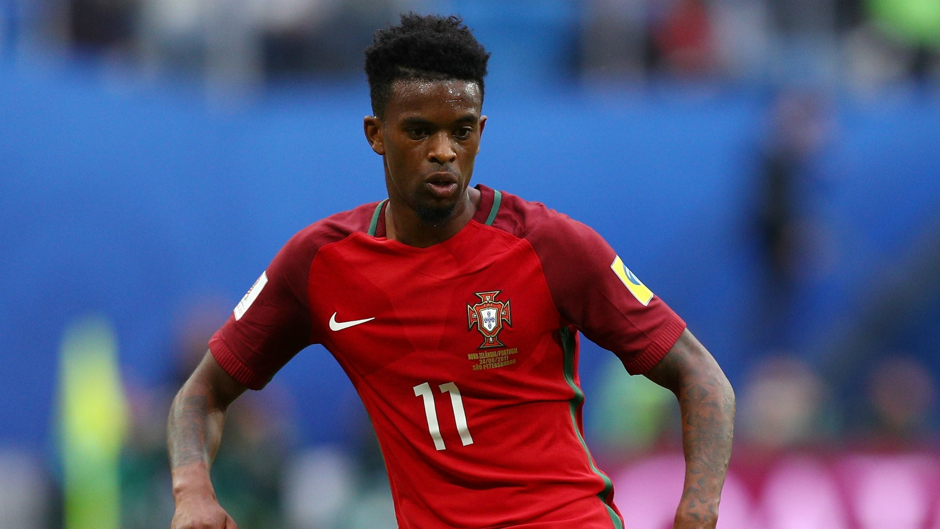 Semedo arrives at Barcelona with all these expectations on his young shoulders.