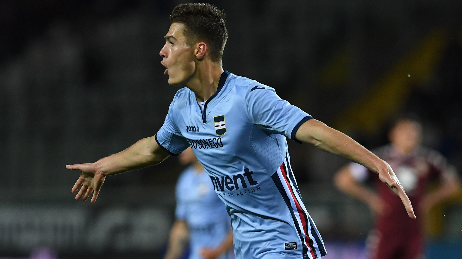 Juventus had recently announced that an agreement had been reached with Sampdoria over the transfer of Czech forward Patrik Schick, but the deal is now doubt.