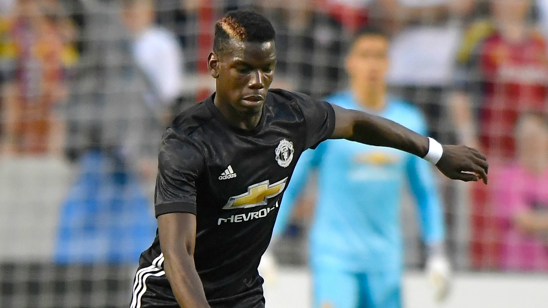 However, neither the result nor the manner of play are worrying Jose Mourinho. Talking to MUTV after the game in Landover, Maryland, the manager spoke about the importance for the team to add such experiences.