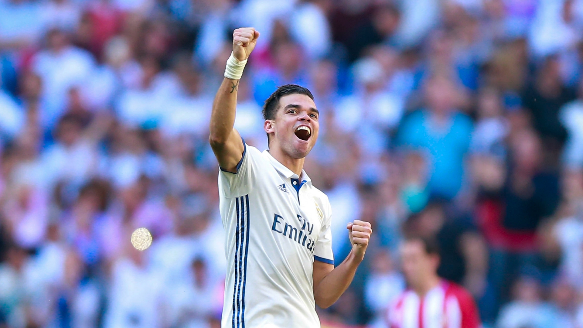 Pepe has already issued his goodbyes to Real fans and a transfer move was expected.