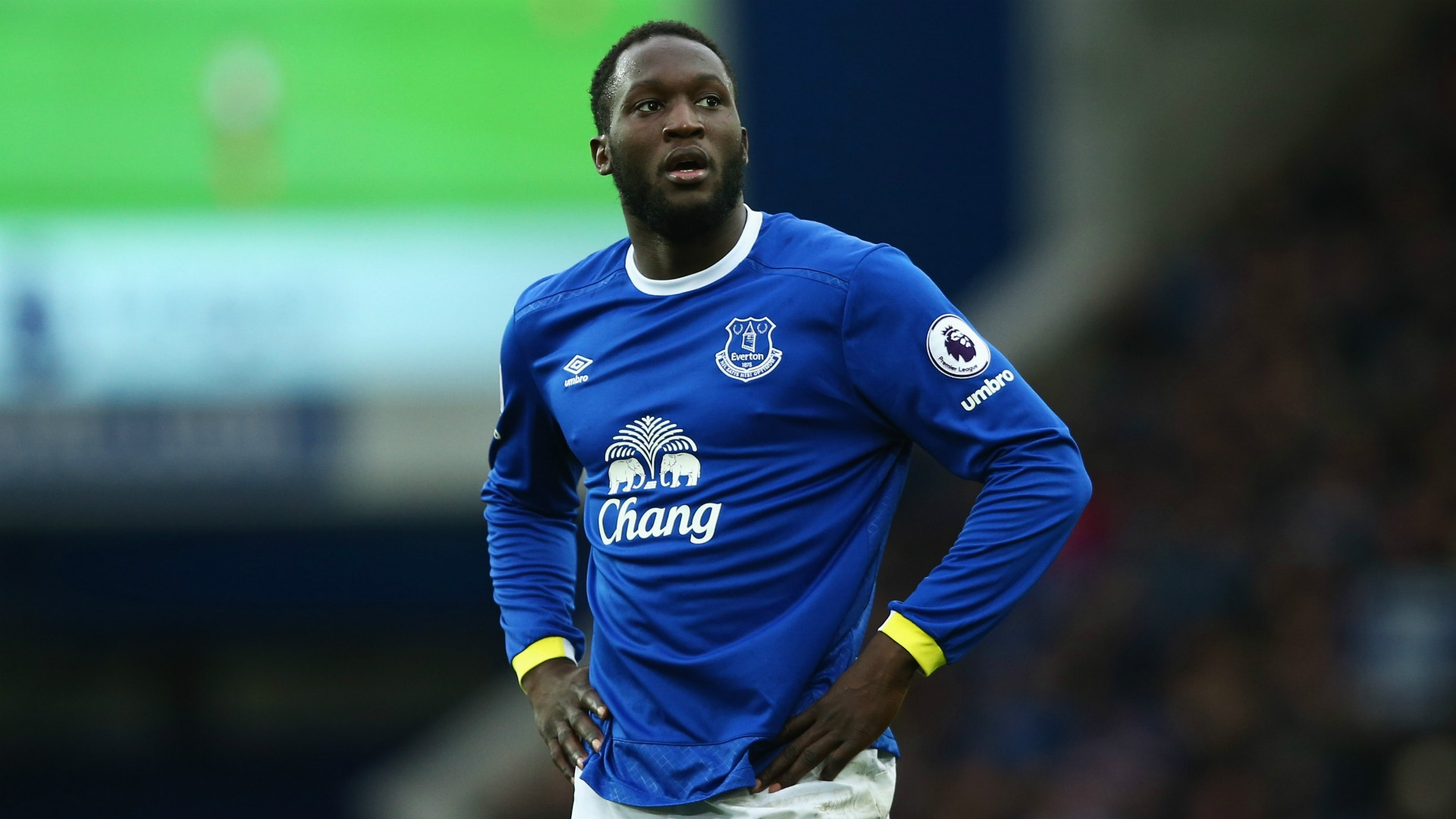 Lukaku ended the season as Premier League's second best goalscorer.