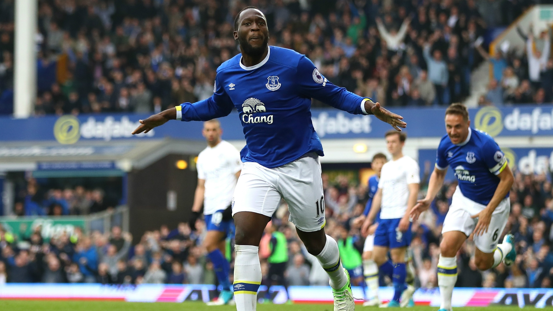 Lukaku still has two years on his contract with Everton. However, it is to be noted, that the player rejected an extension offered to him at the end of last season.
