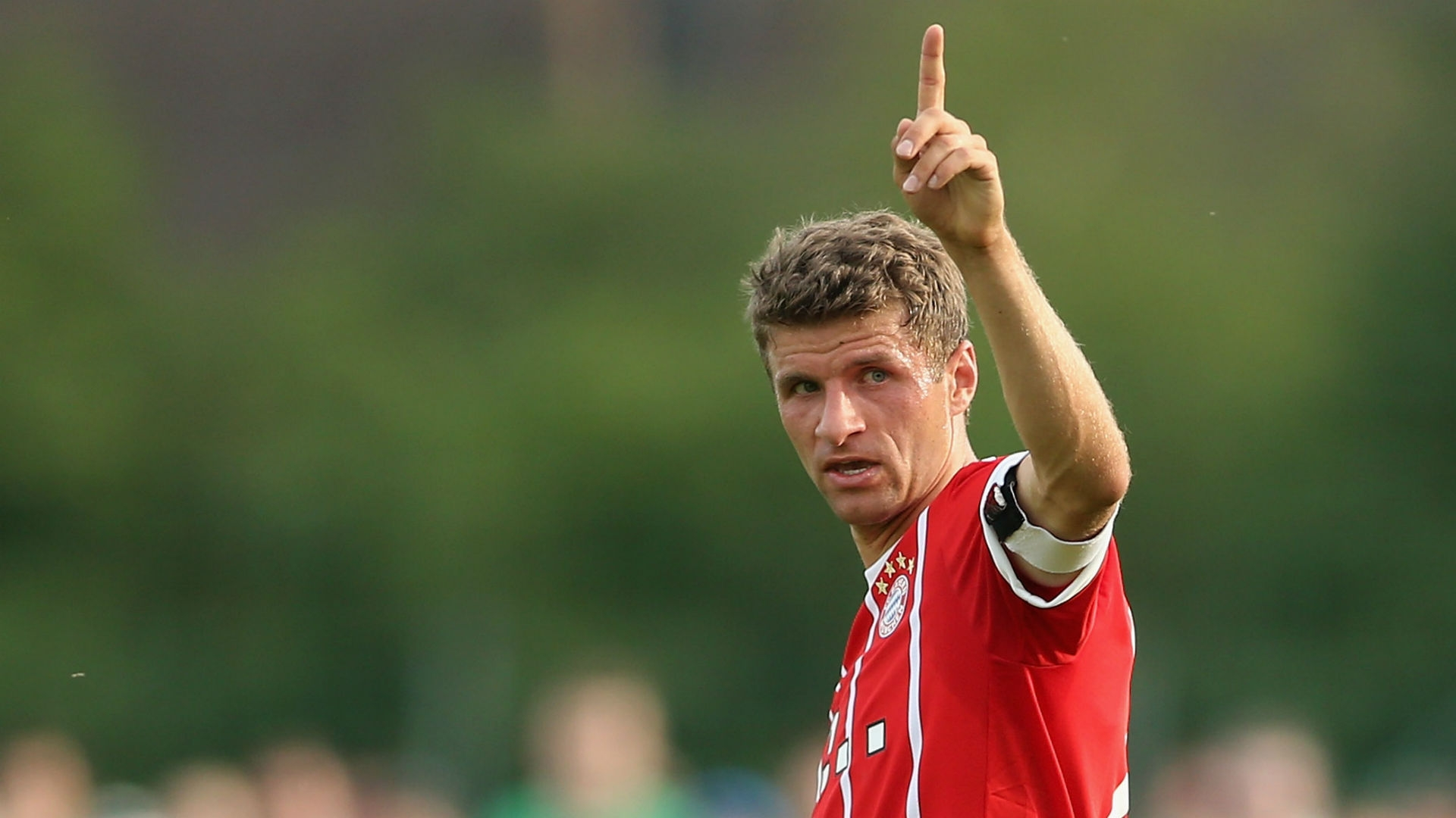 Muller was purposely left out by coach Joachim Low of the squad that took place and ultimately won, the Confederations Cup, to make way for more inexperienced players.