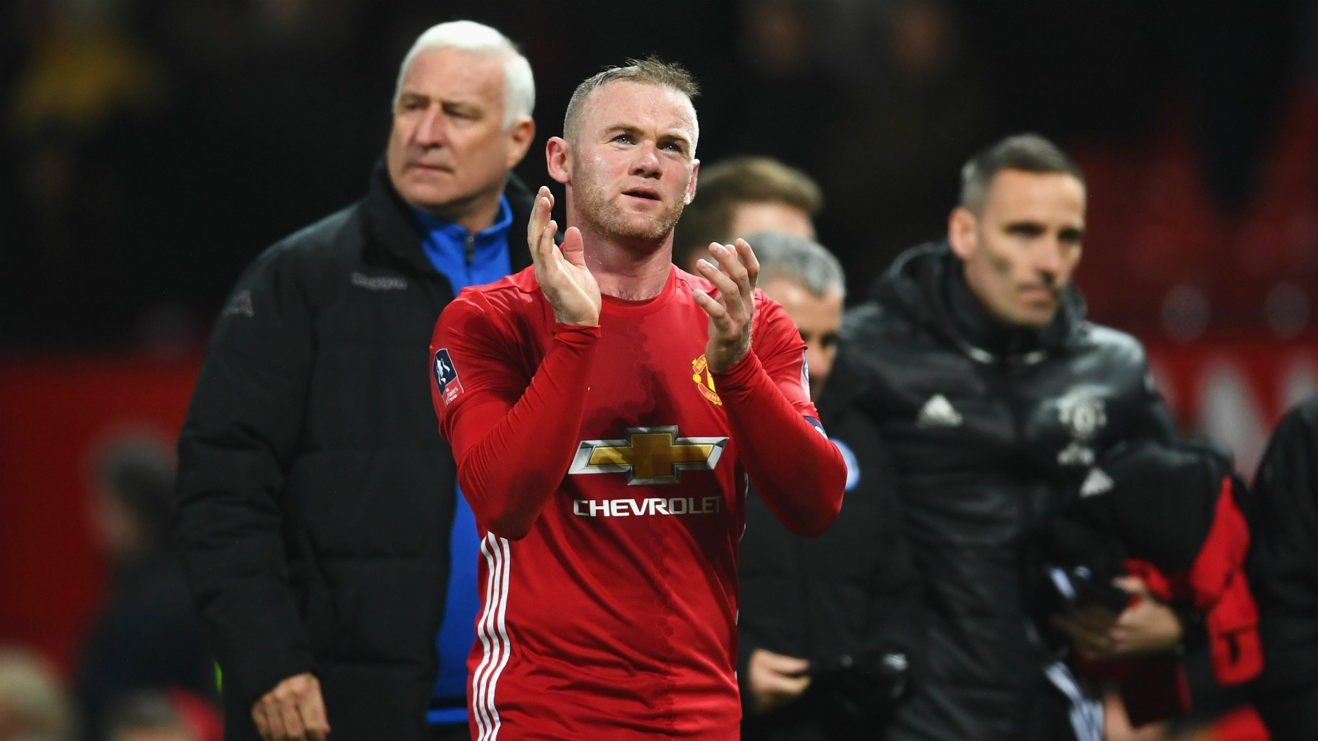 Rooney leaves Manchester United and practically every important figure associated with the club is talking up his influence on the team.