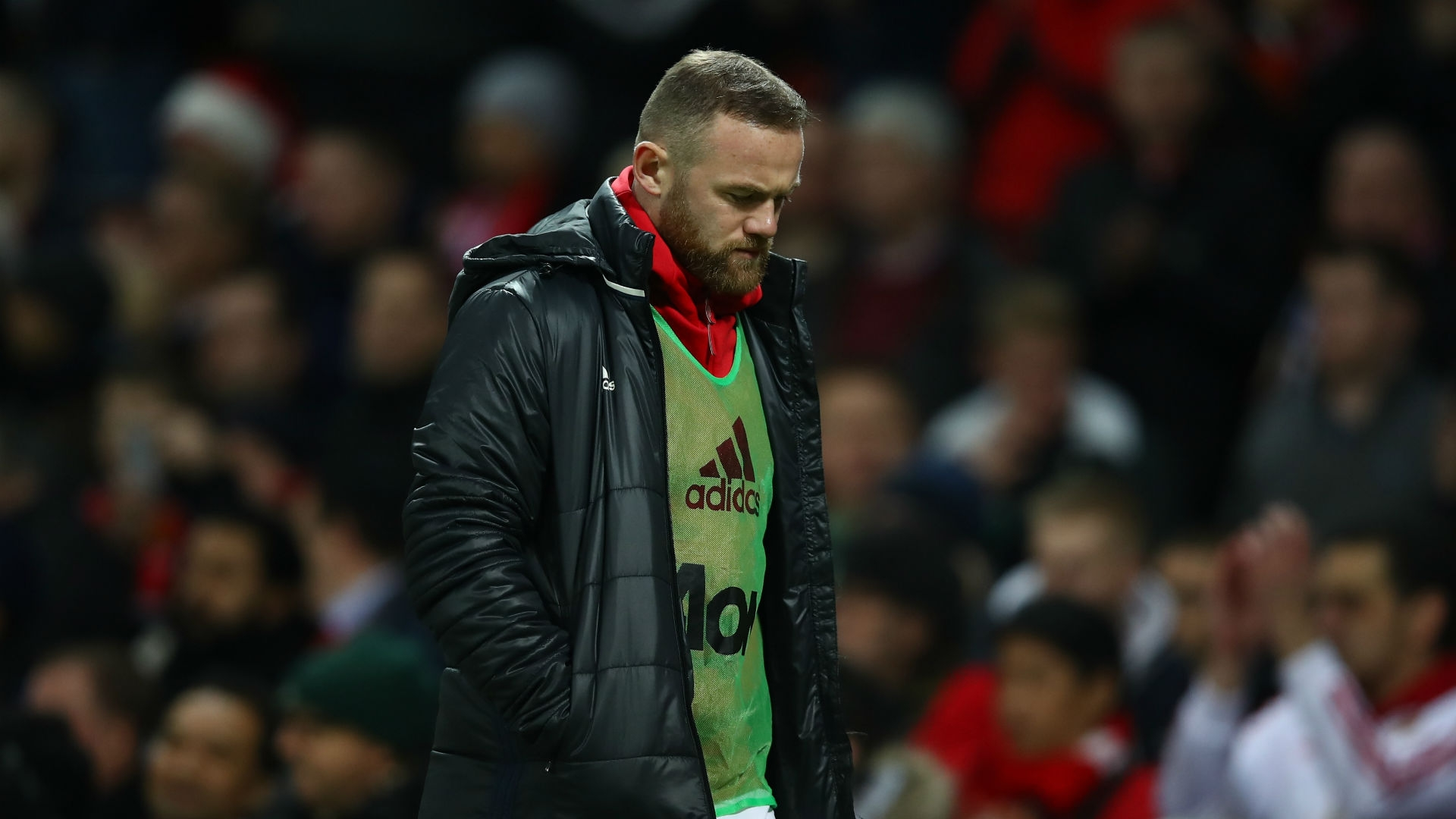 Wayne Rooney, recently transferred to Everton, talked about his final period at Manchester United and admits he felt frustrated with the lack of playing time.