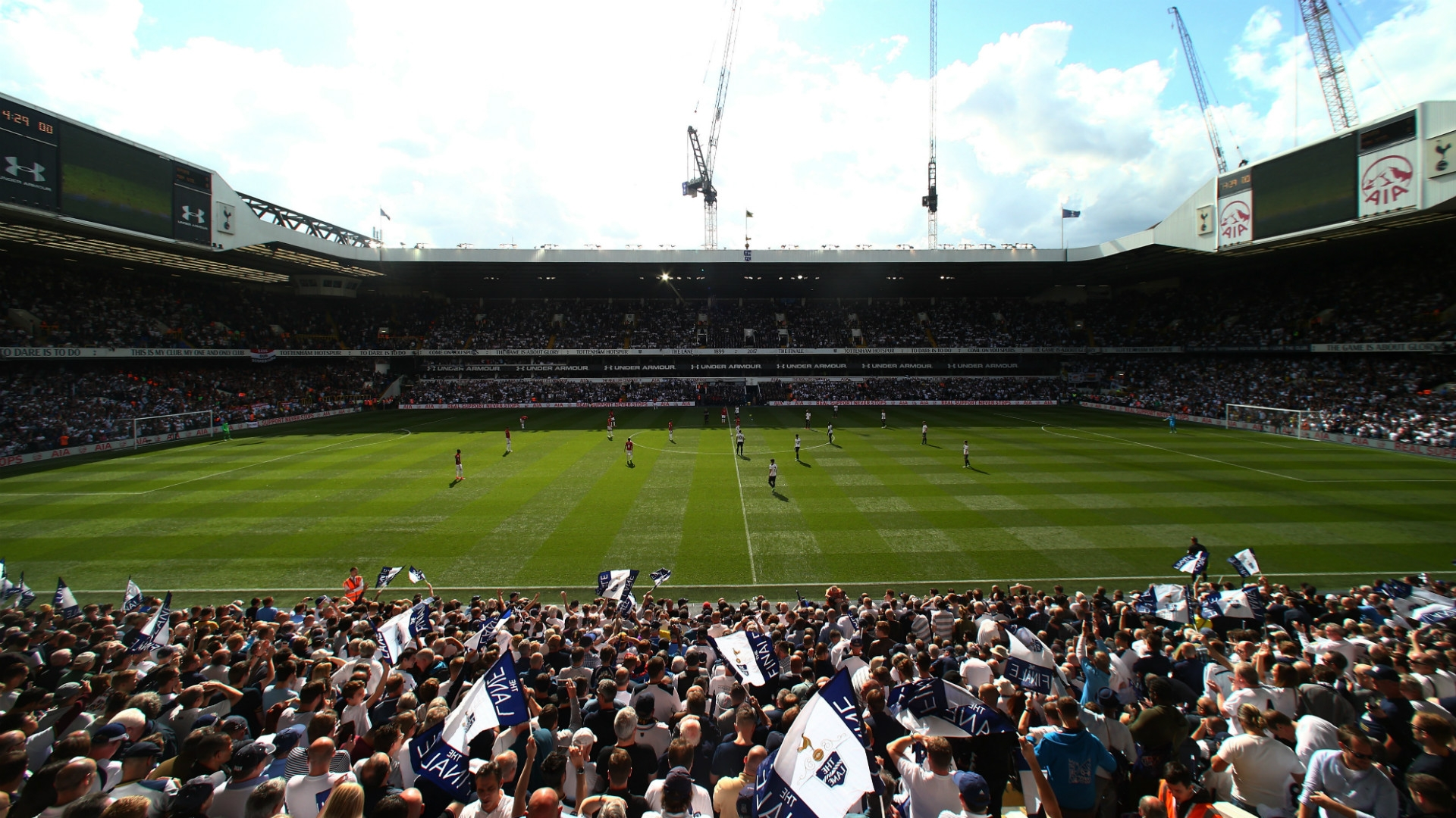 In fact, Tottenham is one of the most successful clubs in terms of offering consistently good performances, despite playing against clubs with much higher budgets.