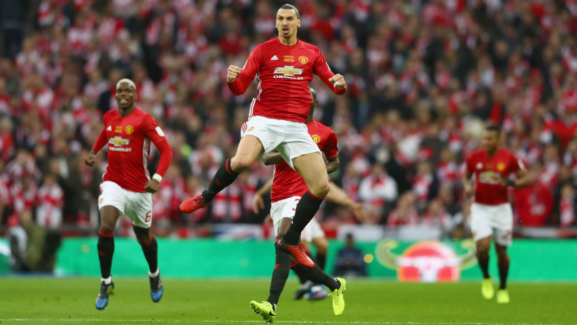 In other news, Zlatan Ibrahimovic has been recuperating from an injury at Manchester United's training grounds. Jose Mourinho has continued to speak highly of the player and it is expected that if all goes well, the striker could make a return to the Red Devils.