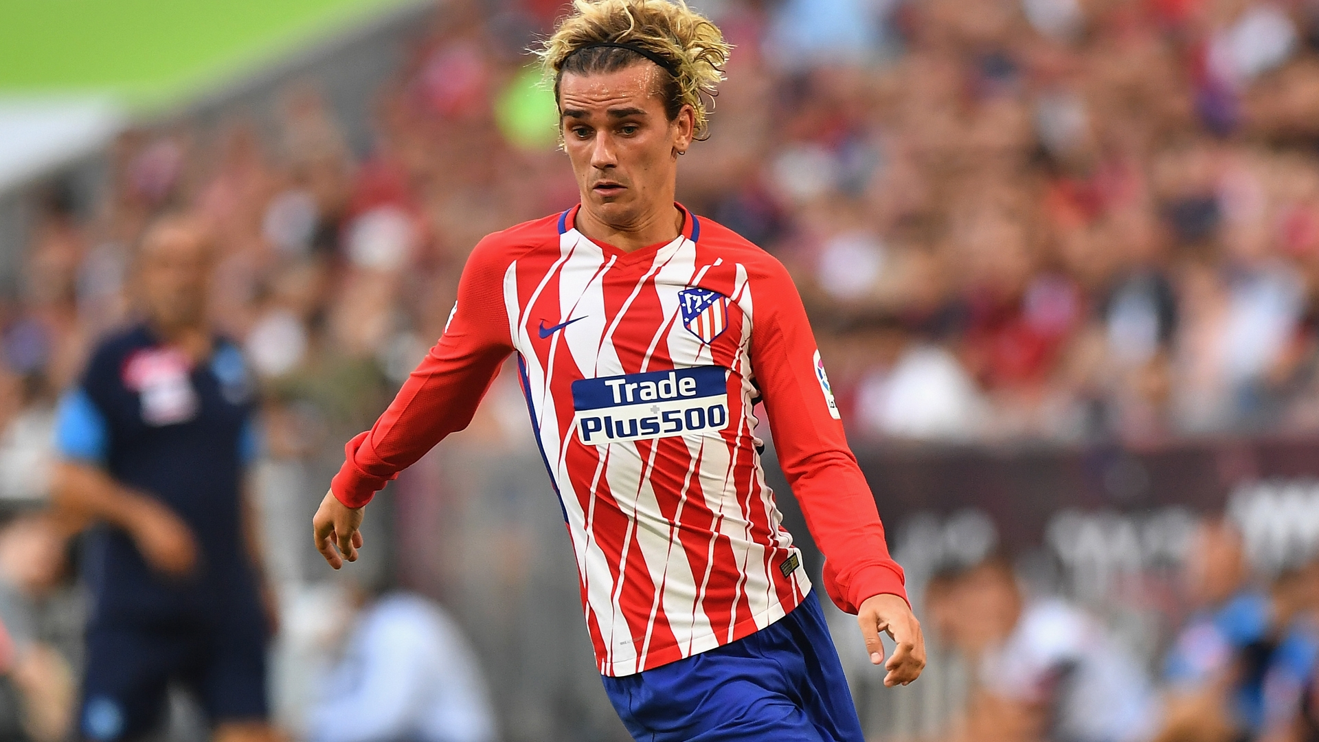 Griezmann showed his support towards the club and announced he could not consider departing the club in such an important time.