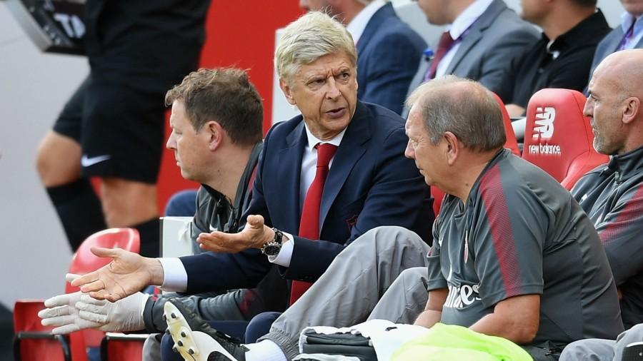 Arsene Wenger - Arsenal Europa League