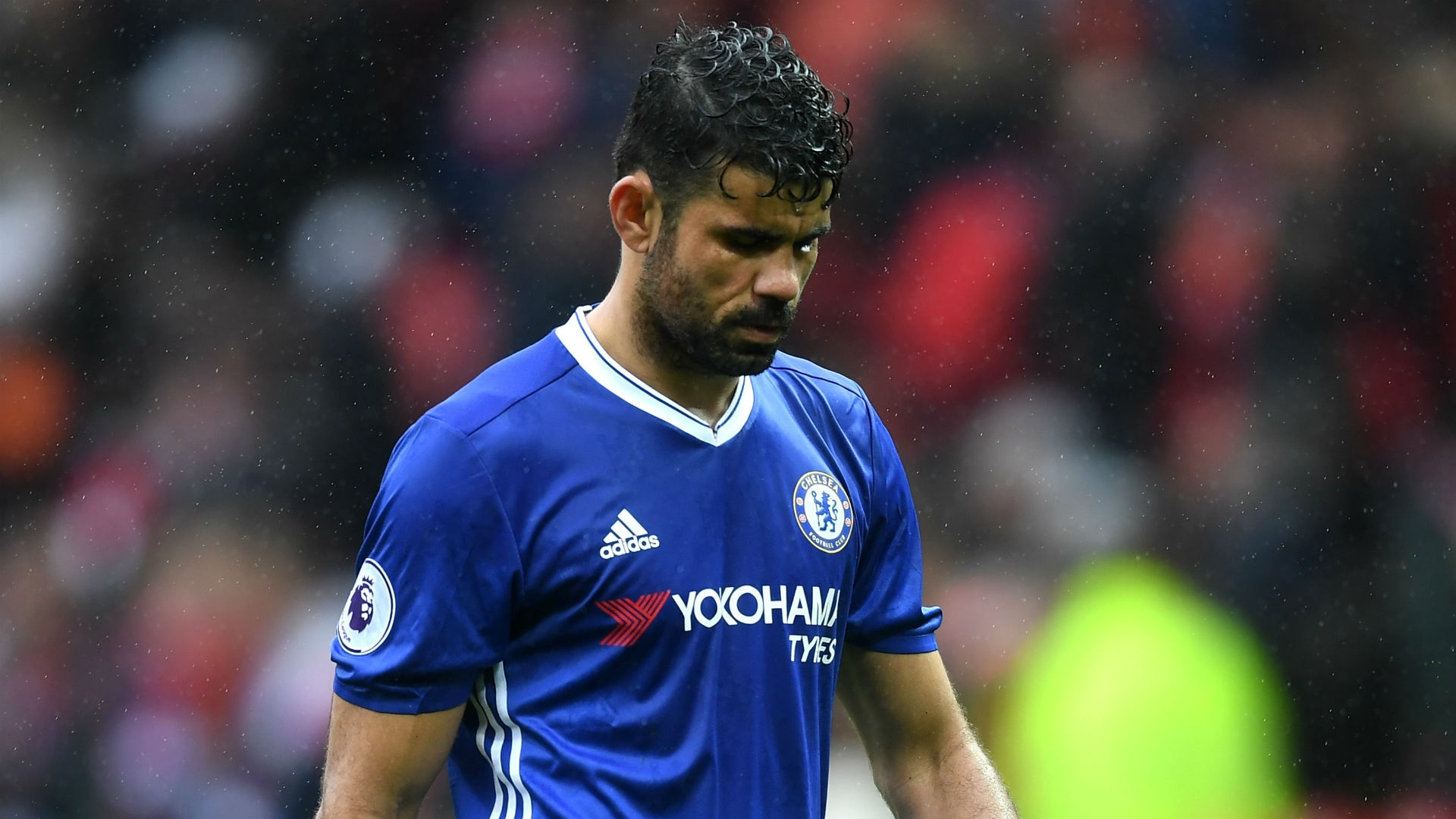 Chelsea are unlikely to be welcoming Diego Costa back any time soon.