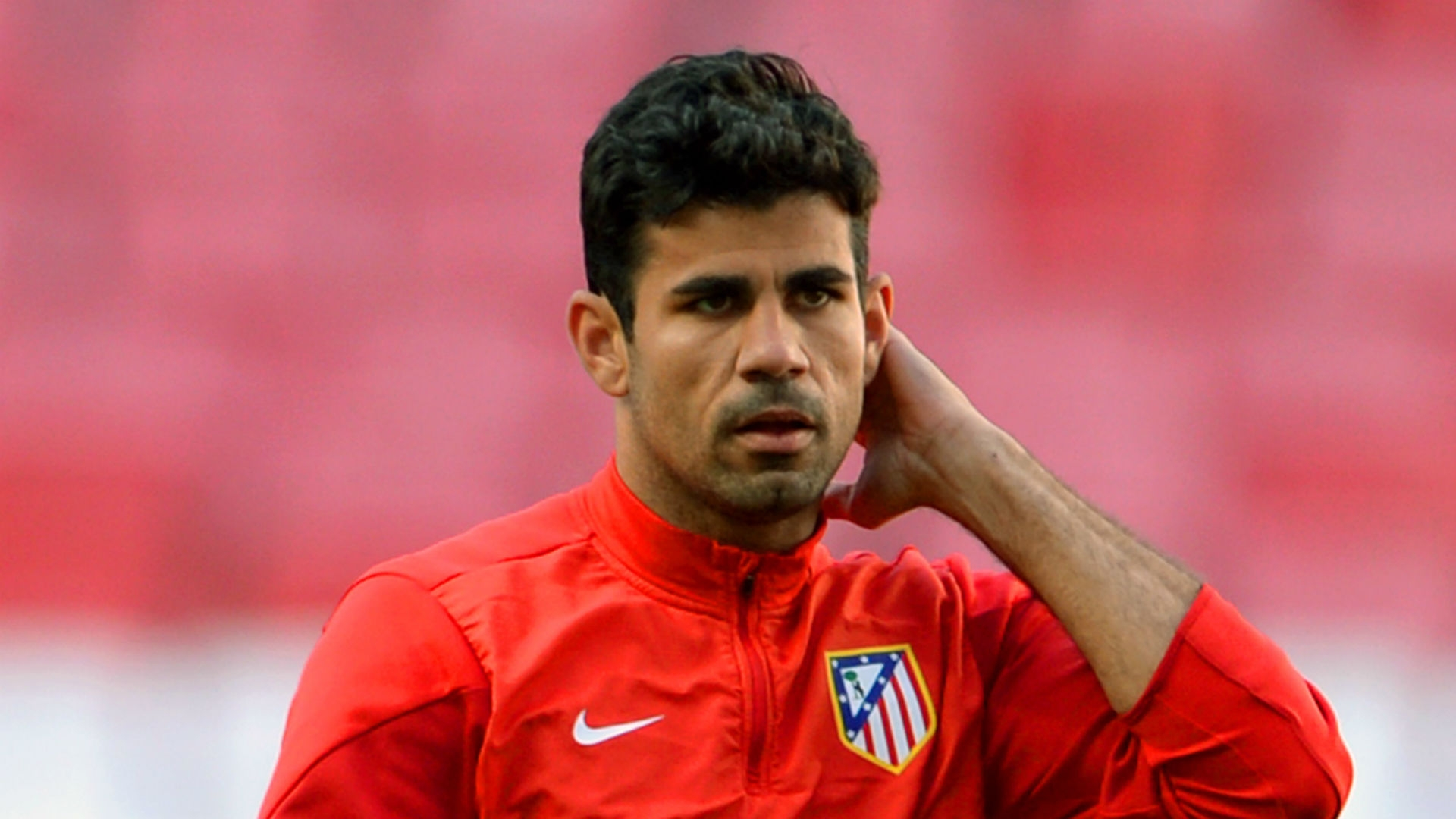 Diego Costa is said to negotiating with Atletico Madrid.