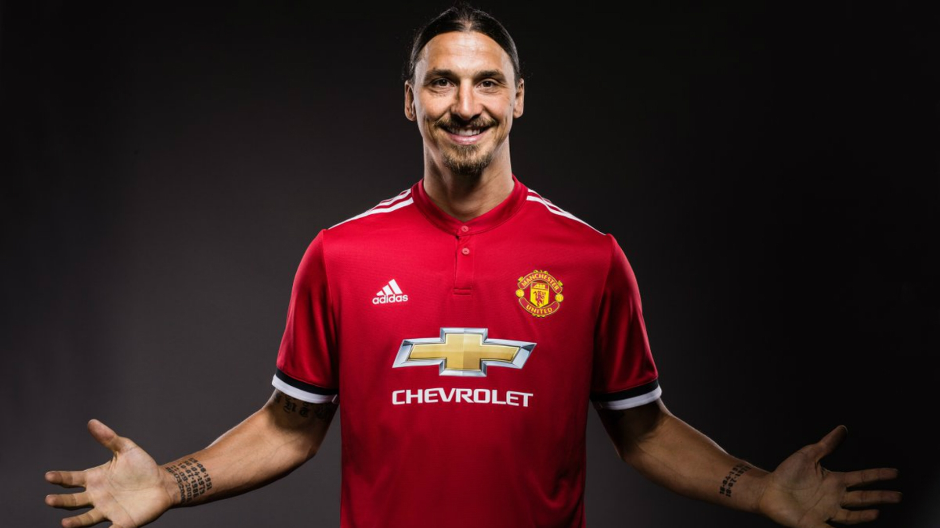 ibrahimovic - Man. Utd.'s new #10