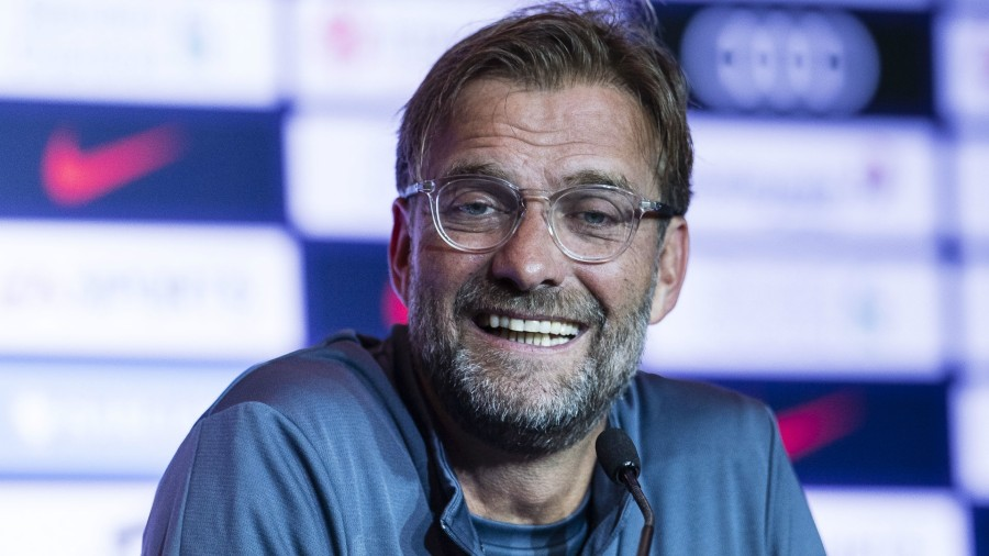 Jurgen Klopp Premier League