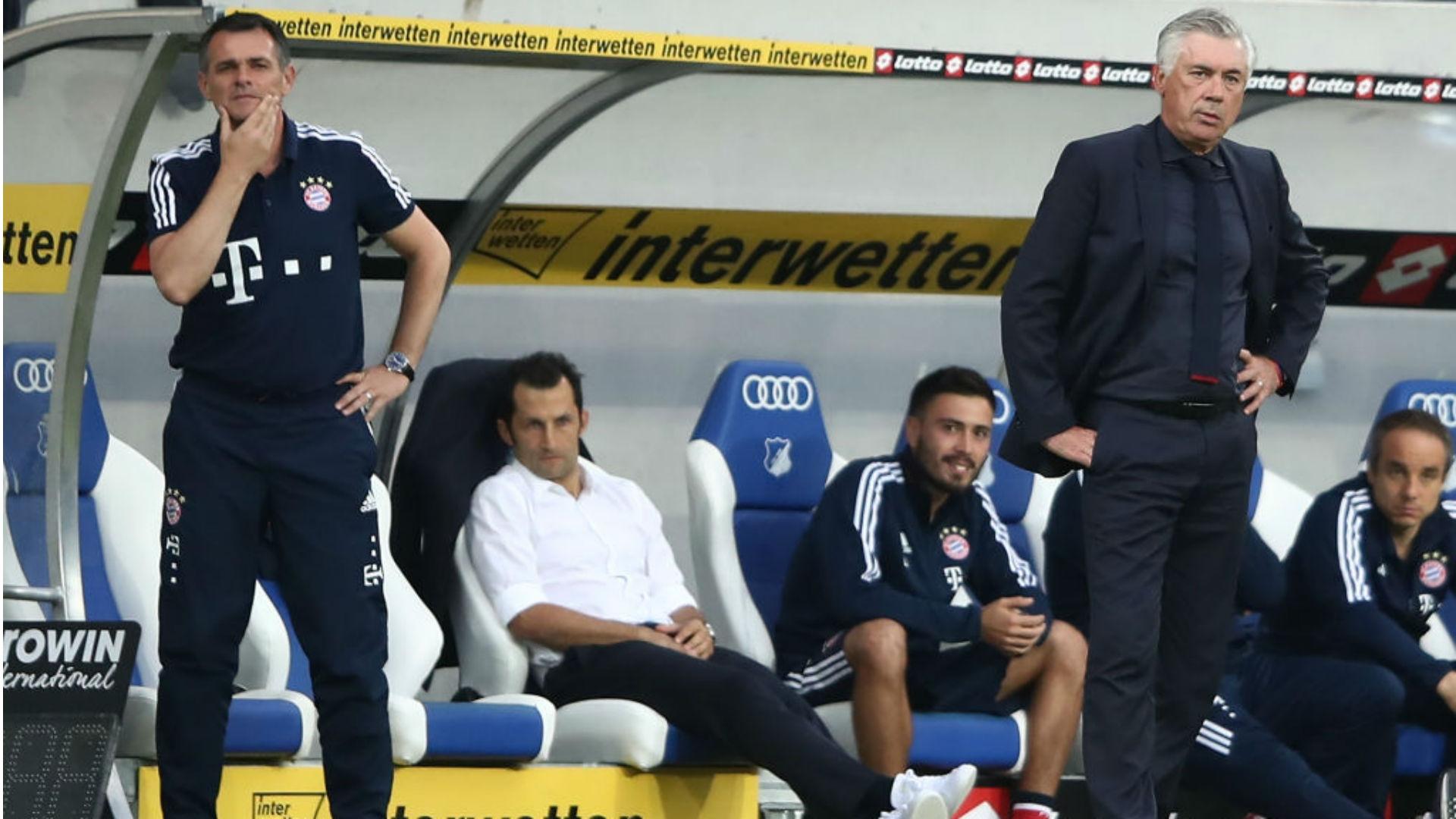 ancelotti - Bayern Munchen