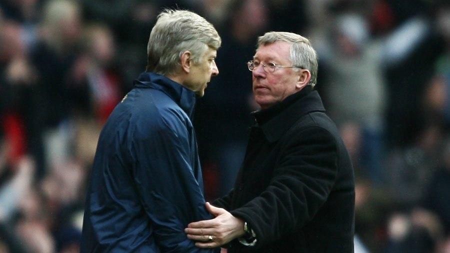 Ferguson Man. Utd.