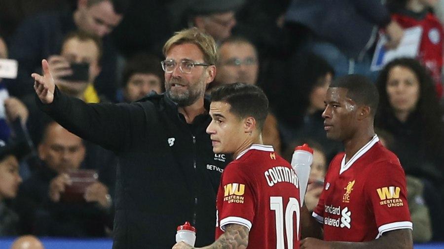 Coutinho Liverpool