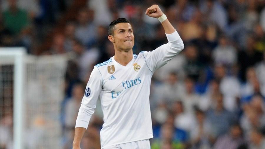Ronaldo Champions League