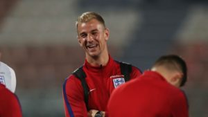 Joe Hart - England - West Ham United