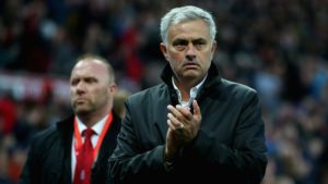 Jose Mourinho United