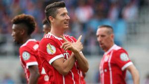 Robert Lewandowski- Bayern