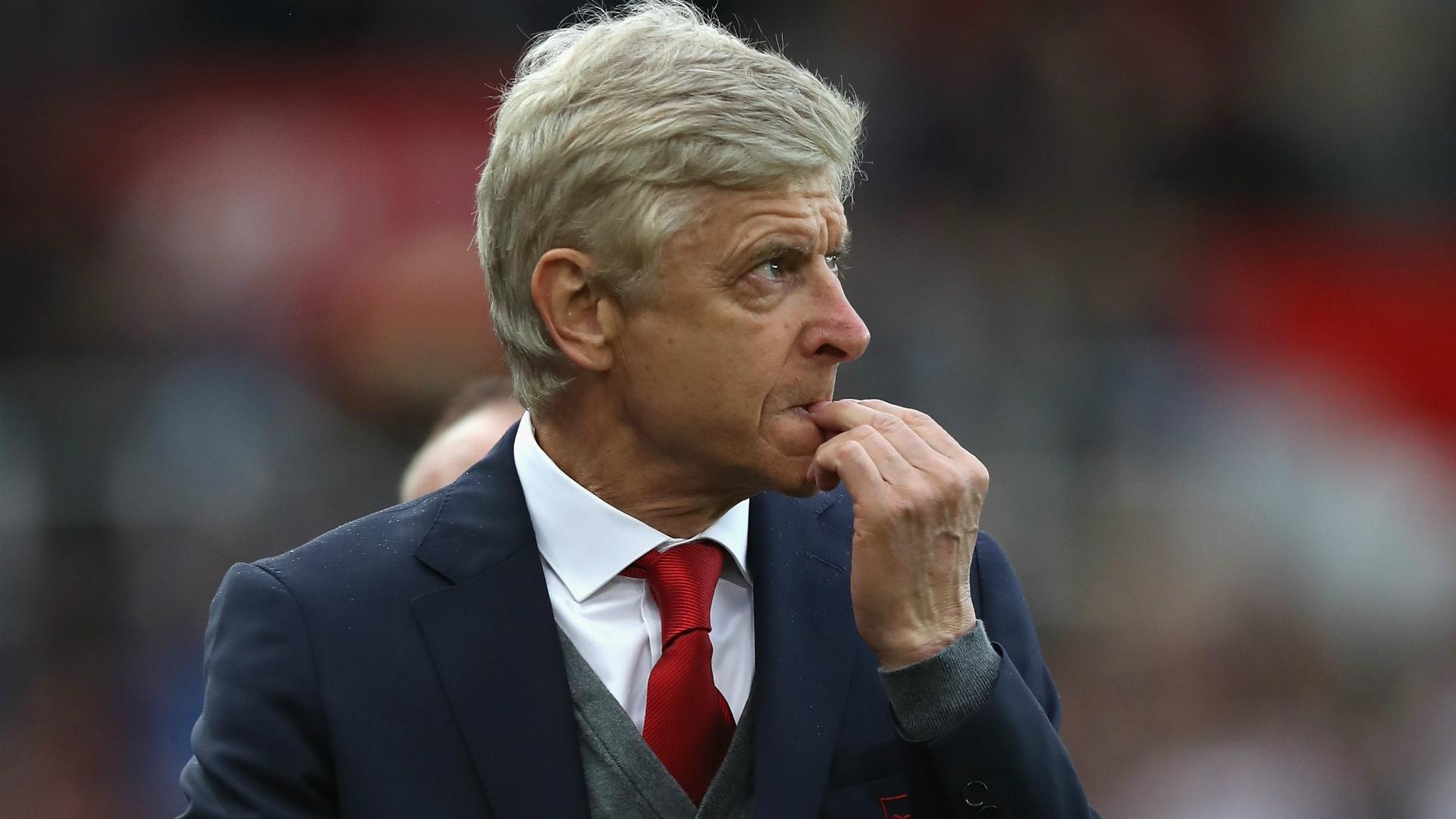Wenger- Arsenal