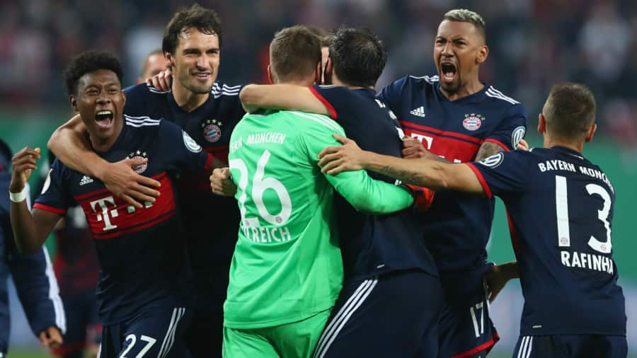 Heynckes offers Bayern important victory