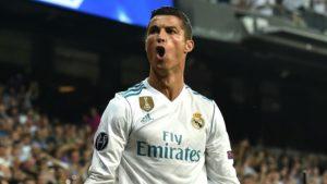 Cristiano Ronaldo success