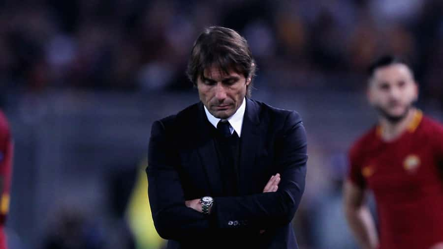 Conte after game against Roma