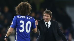 David Luiz looks set to depart Chelsea
