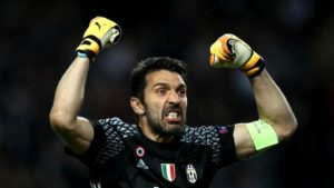 Buffon Casillas