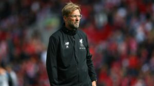 Jurgen Klopp not dreaming of Barcelona
