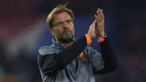 Liverpool's second half - Jurgen Klopp