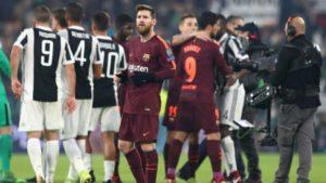 Lionel Messi - Barcelona Juventus