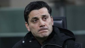 Gatusso the new manager of Milan, replacing Montella