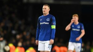 Atalanta Everton - Wayne Rooney