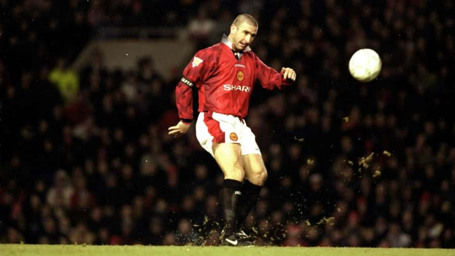 Eric Cantona - United legend